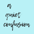 Go to the profile of Sharon @A Quiet Confusion
