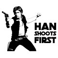 Go to the profile of Han Shoots First