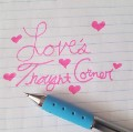 Go to the profile of Loves Thought Corner