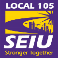 Go to the profile of SEIU Local105