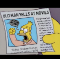 Go to the profile of Old Man Yells At Movies