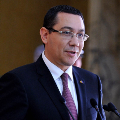 Go to the profile of Victor Ponta