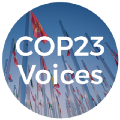 Go to the profile of COP23 Voices