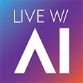 Go to the profile of Live With AI