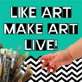 Go to the profile of LikeArt.MakeArt.Live