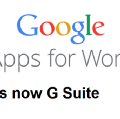 Go to the profile of G Suite Coupon