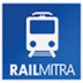 Go to the profile of RailMitra App