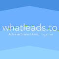 The whatleads.to blog