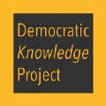 Go to the profile of Democratic Knowledge Project