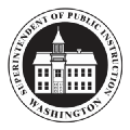 Go to the profile of The Office of Superintendent of Public Instruction