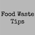 Go to the profile of Food Waste Tips