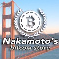 Go to the profile of Nakamoto's