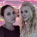 Go to the profile of Lena and Oxana from Cyber Studio