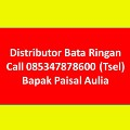 Go to the profile of Supplier Bata Ringan Banjarmasin