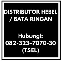Go to the profile of Distributor Hebel Bata Ringan Murah