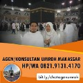 Go to the profile of HP/WA 0821 9131 4170, Agen Travel Umroh Makassar