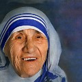 Go to the profile of Mother Teresa