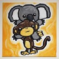 Go to the profile of The Koala and the Monkey