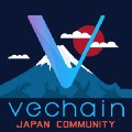 Go to the profile of VeChain Japan Community
