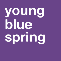 Young Blue Spring
