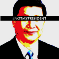 Go to the profile of Xi's Not My President
