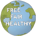 Go to the profile of Free Fair & Healthy