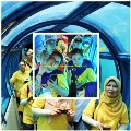 Go to the profile of Kepulauan Seribu Jakarta
