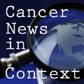 Go to the profile of CancerNewsInContext