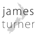 Go to the profile of jamesturnernz