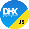 Go to the profile of JavaScript UI Libraries — DHTMLX