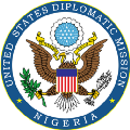 Go to the profile of U.S. Mission Nigeria