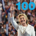 Go to 100 Letters to Senator Hillary Clinton