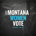 Go to the profile of Montana Women Vote