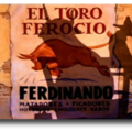 Go to the profile of Ferdinand The Bull