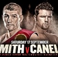 Go to the profile of Canelo vs Smith Live