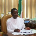 Go to the profile of The Delta State Governor
