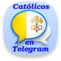 Go to the profile of Catolicos en Telegram