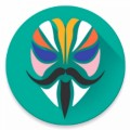 Go to the profile of Magisk Manager