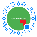 Go to the profile of Dmytro Dvurechenskyi from openGeeksLab