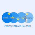 PoliticsMeansPolitics.com — The Blog!