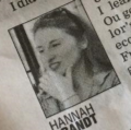 Go to the profile of Hannah BP