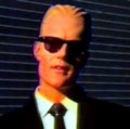 Go to the profile of Max Headroom