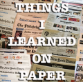 Go to the profile of ThingsILearnedOnPaper