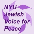 Go to the profile of NYU Jewish Voice for Peace