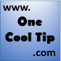 Go to the profile of www.OneCoolTip.com
