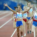 Go to the profile of Dame Kelly Holmes