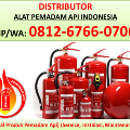 Go to the profile of 0812–6766–0706 | Jual Fire Extinguisher Palembang