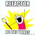 Go to the profile of refactor today