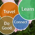 Travel—Learn—Do Good—Connect