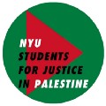 Go to the profile of NYU Students for Justice in Palestine